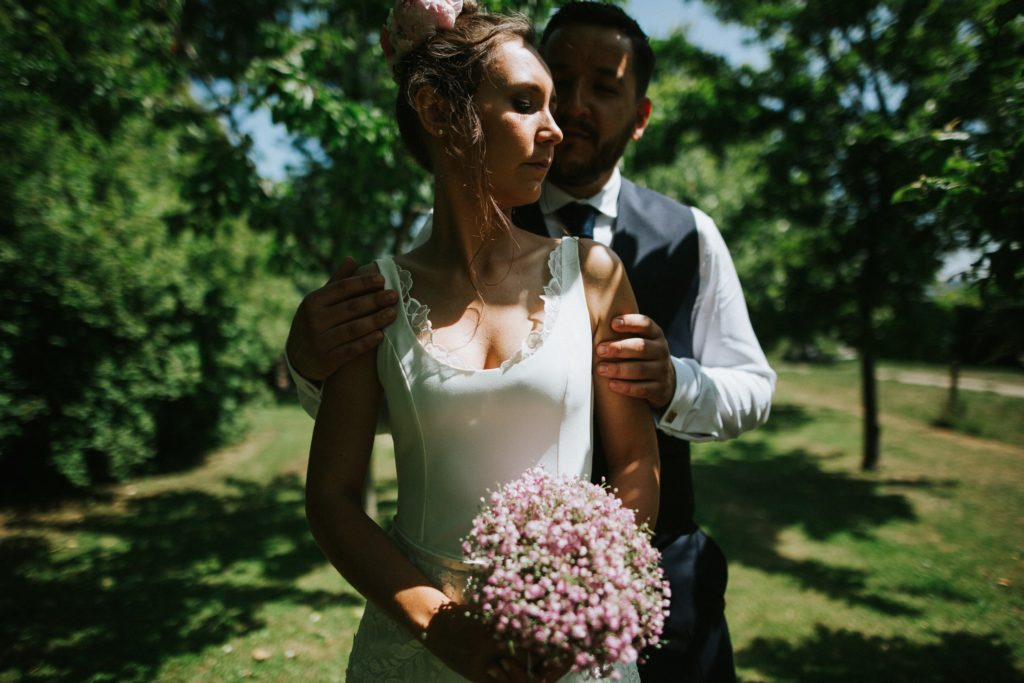 mariage boheme chic photographe professionnel mariage nord france