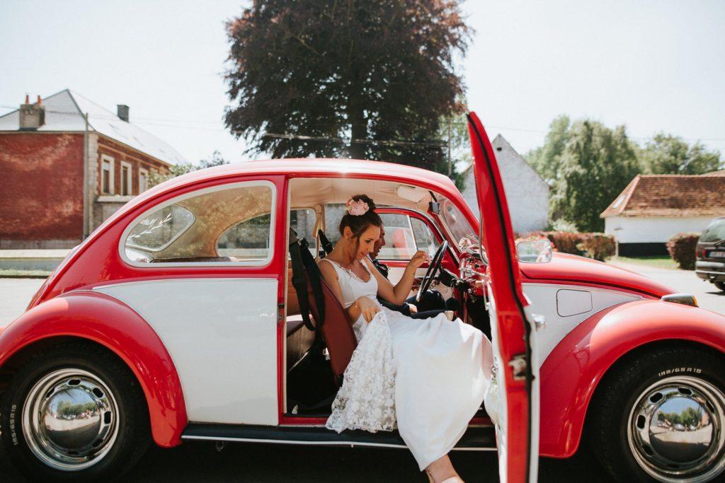 mariage boheme chic photographe professionnel mariage nord france