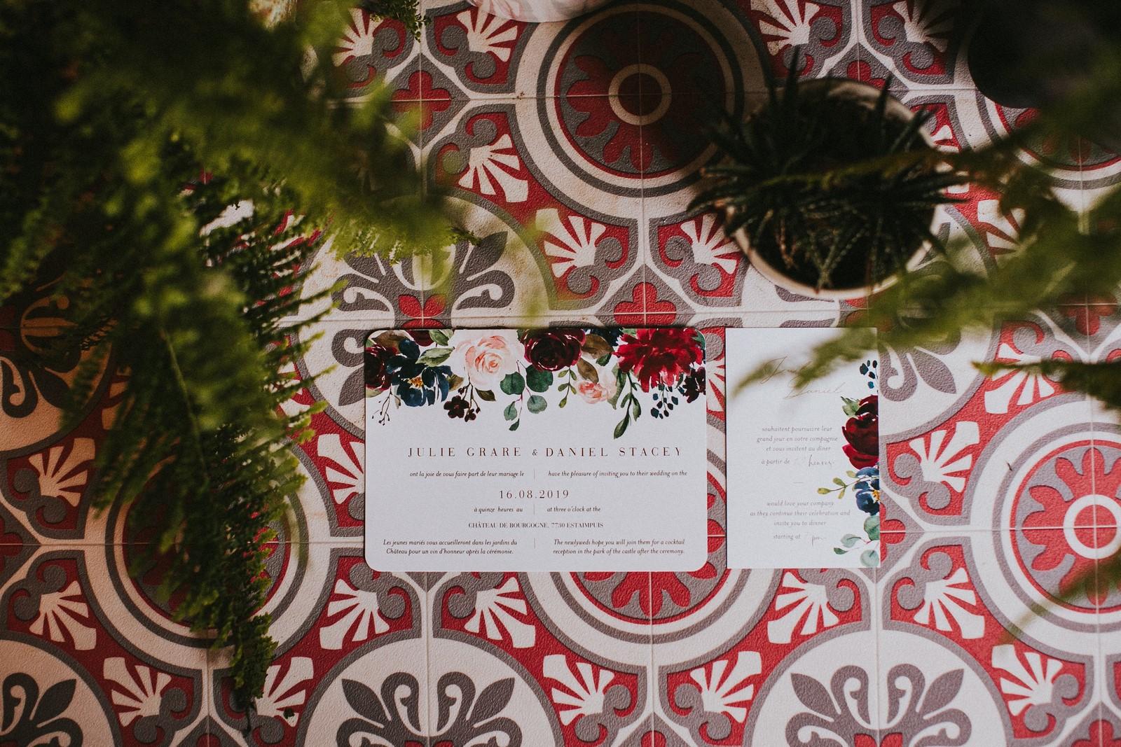 photographe mariage chateau de bourgogne 1