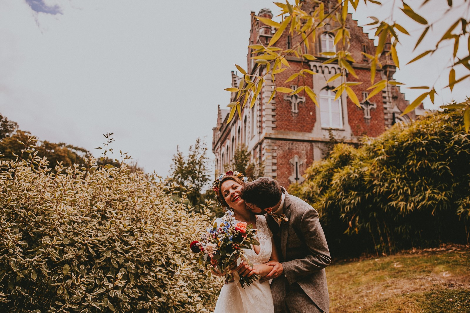 photographe mariage chateau de bourgogne 31