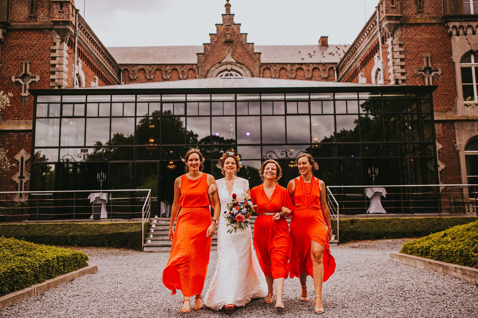 photographe mariage chateau de bourgogne 35