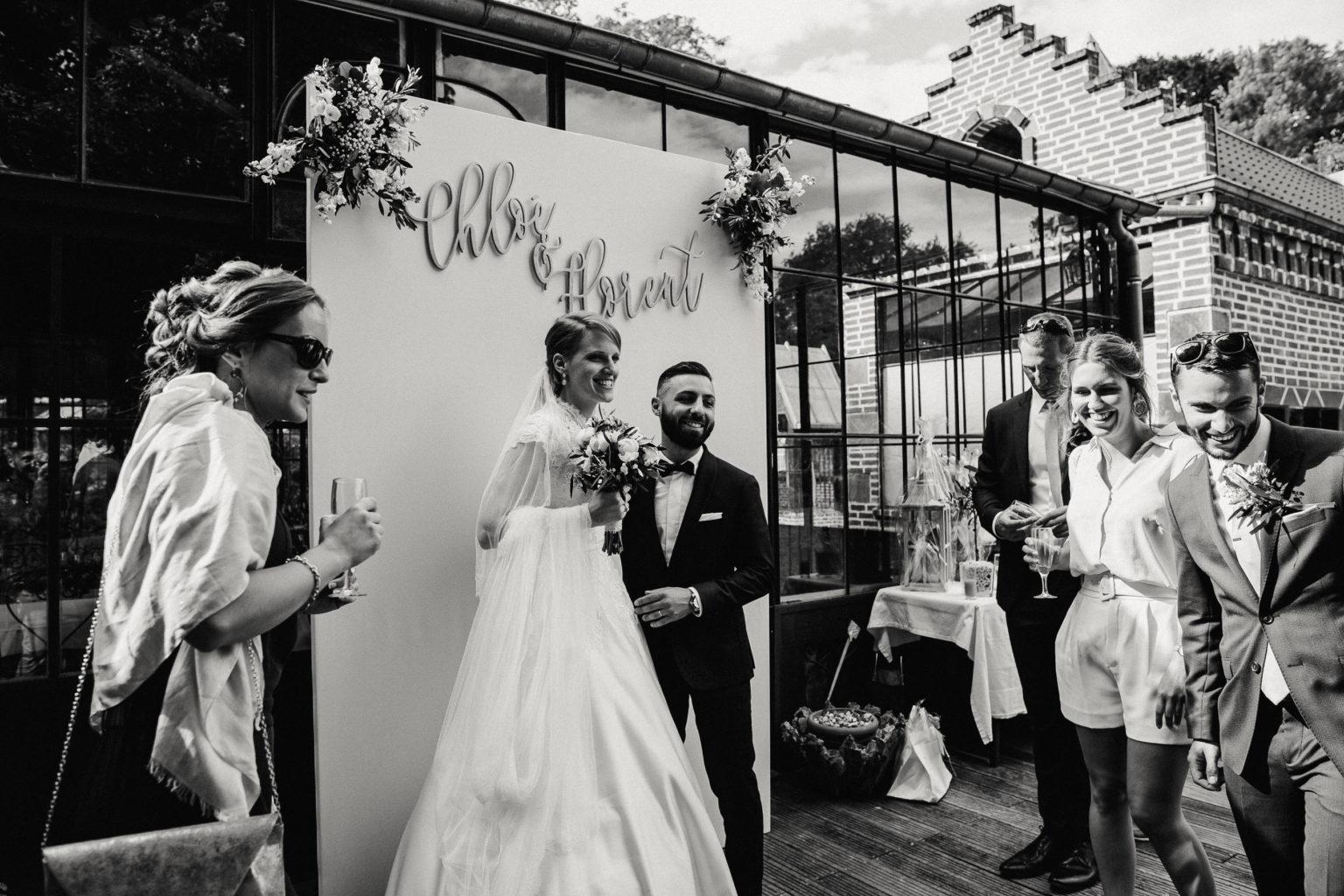 photographe mariage chateau de la louve blanche 56
