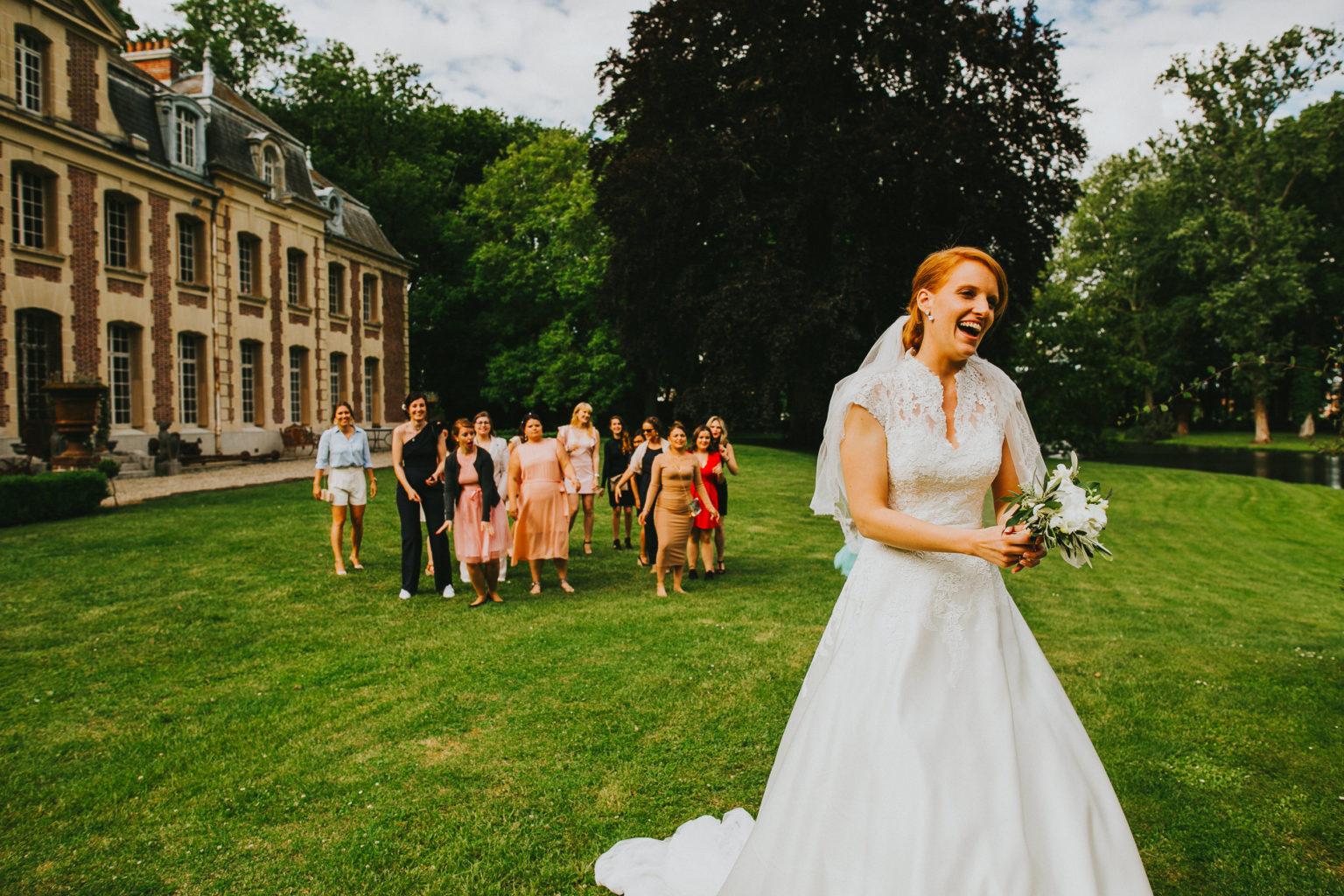 photographe mariage chateau de la louve blanche 59