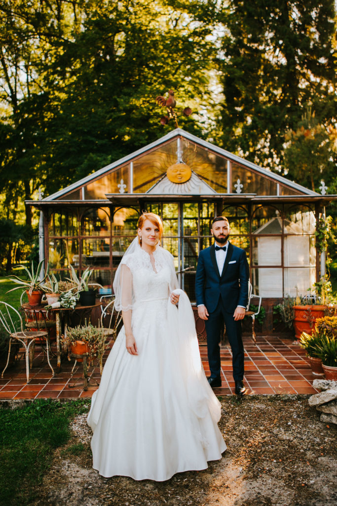photographe mariage chateau de la louve blanche 81