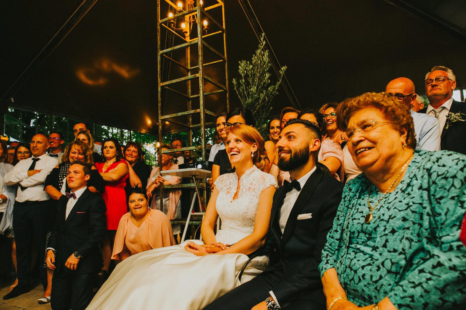 photographe mariage chateau de la louve blanche 84