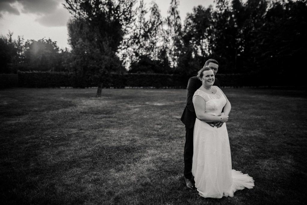 mariage romantique bohème carré du hélin nord