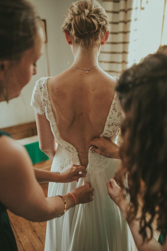 Photographe mariage bretagne 29