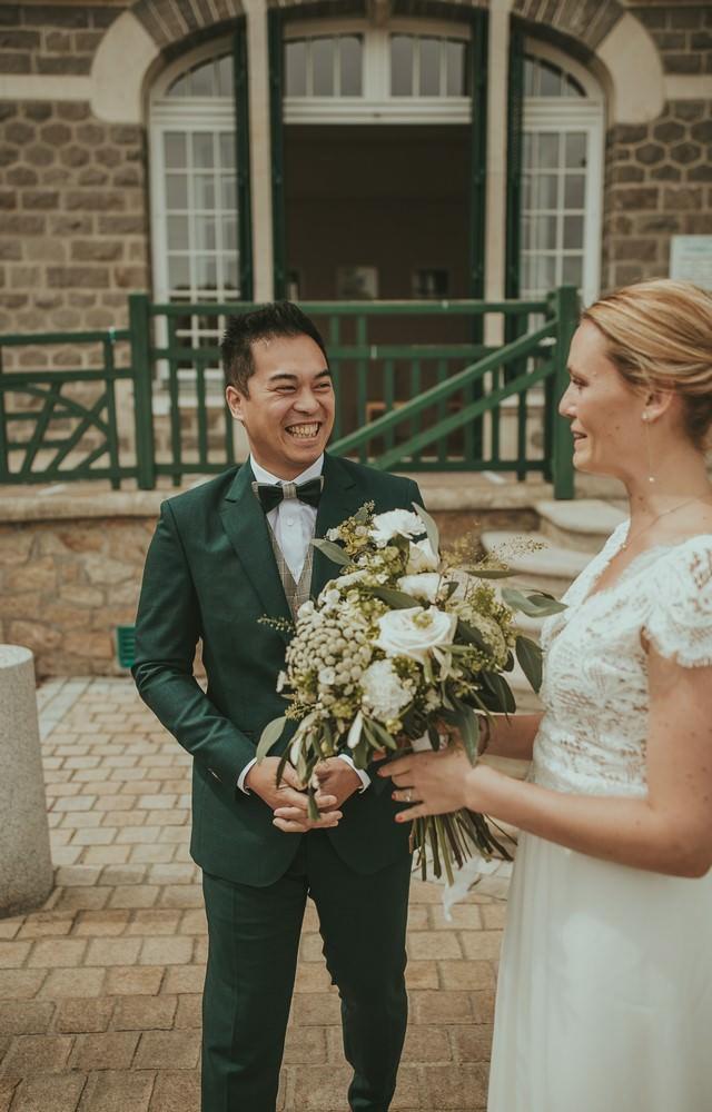Photographe mariage bretagne 34