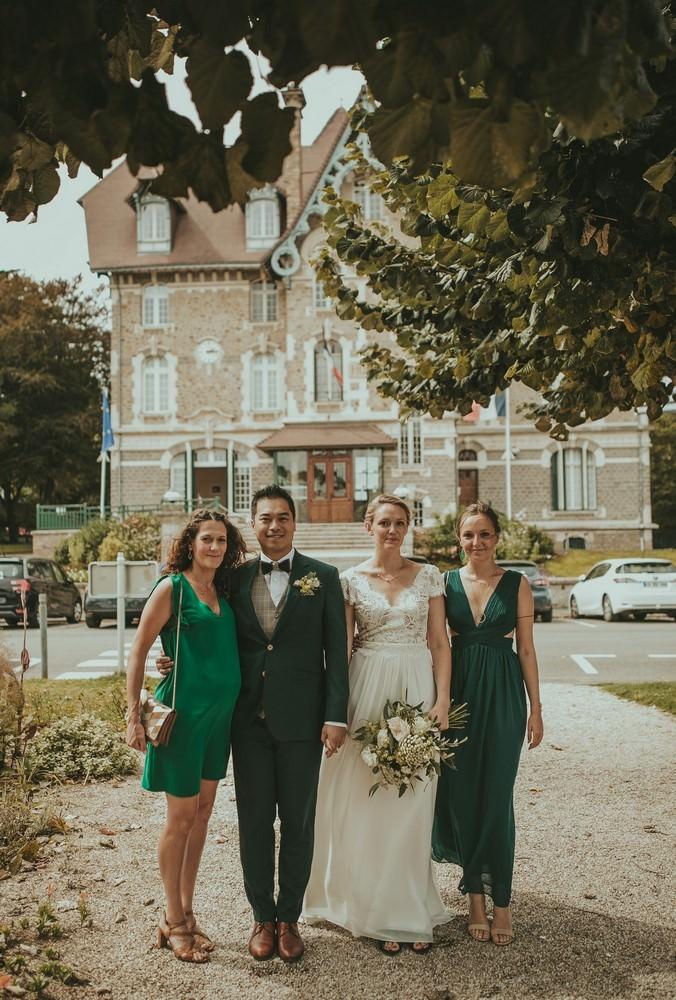 Photographe mariage bretagne 35