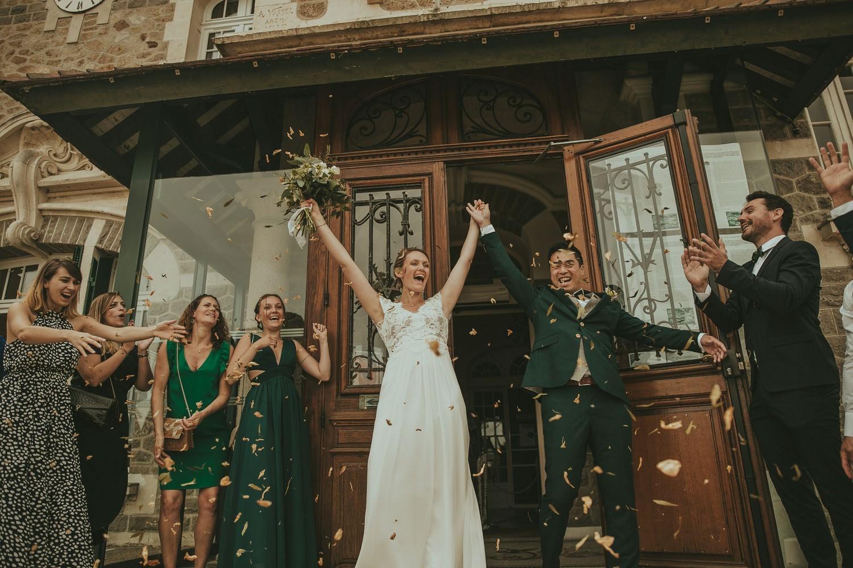 Photographe mariage bretagne 43