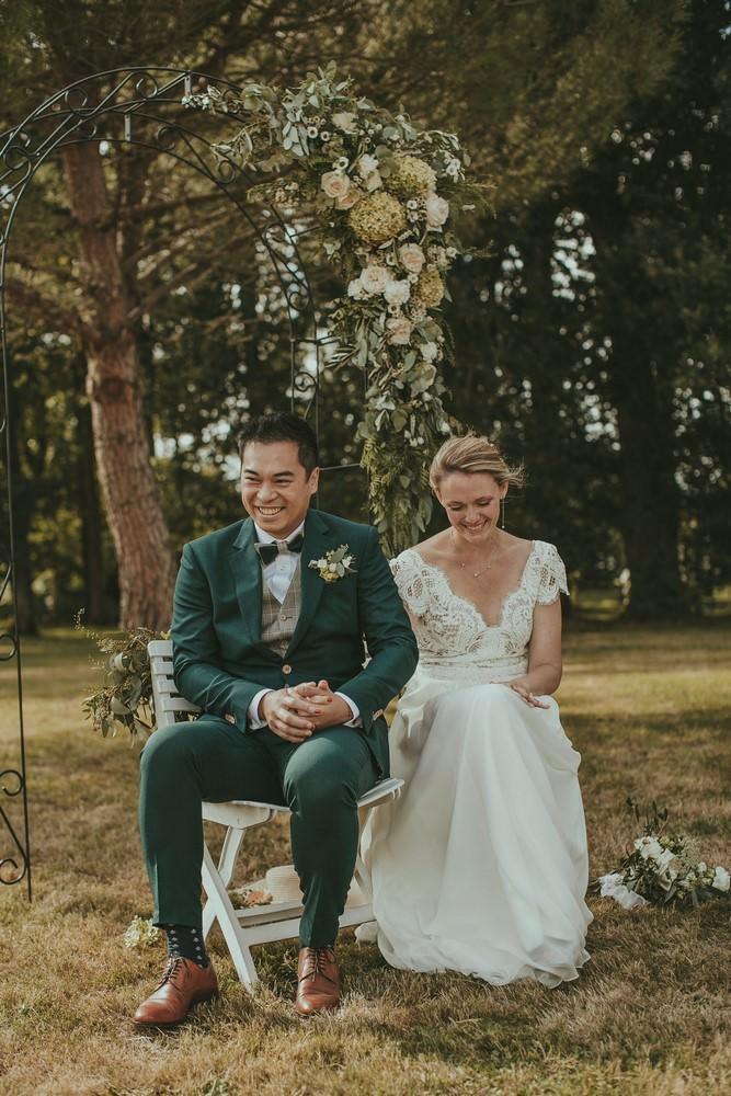 Photographe mariage bretagne 57