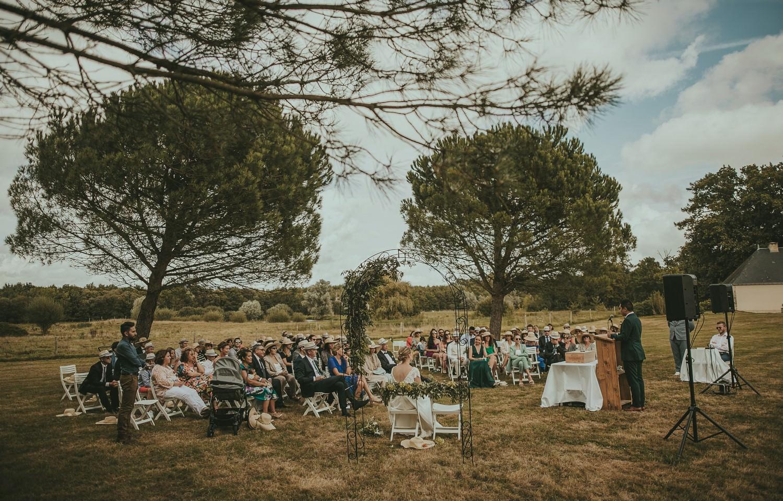 Photographe mariage bretagne 58