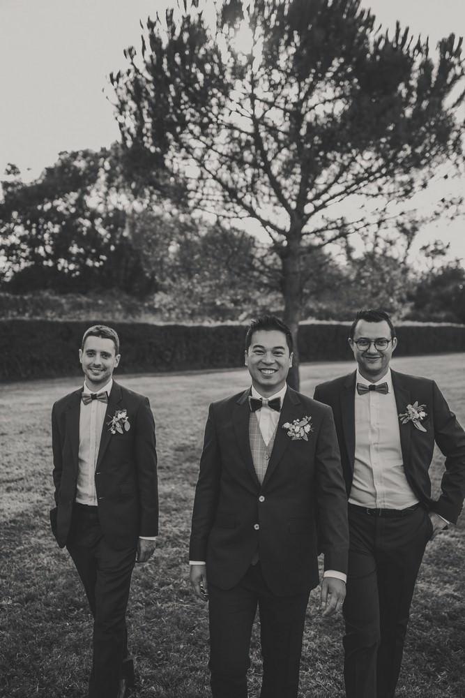 Photographe mariage bretagne 64