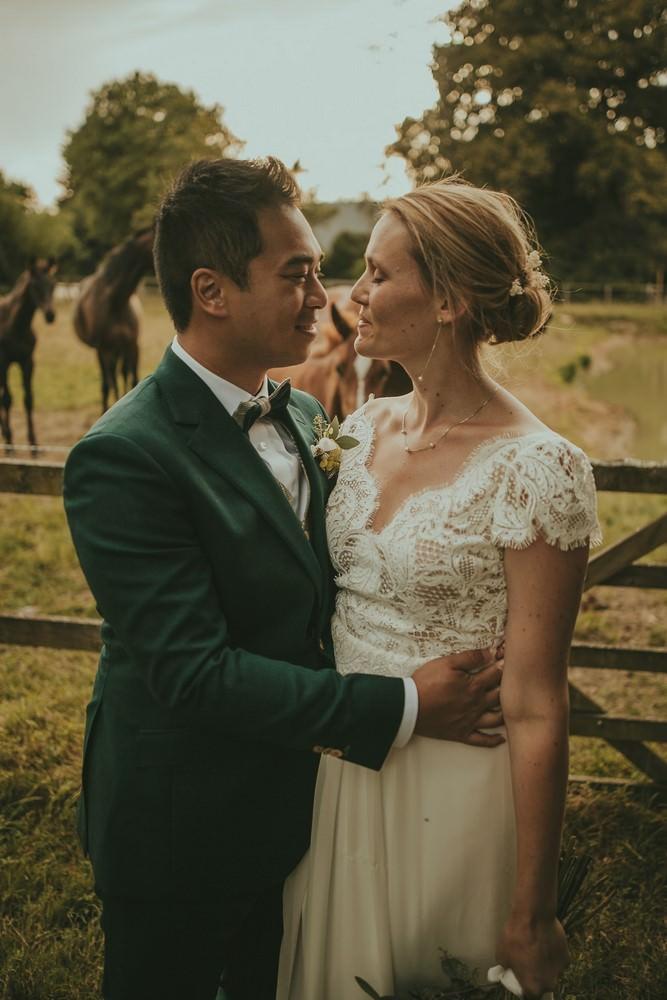 Photographe mariage bretagne 76