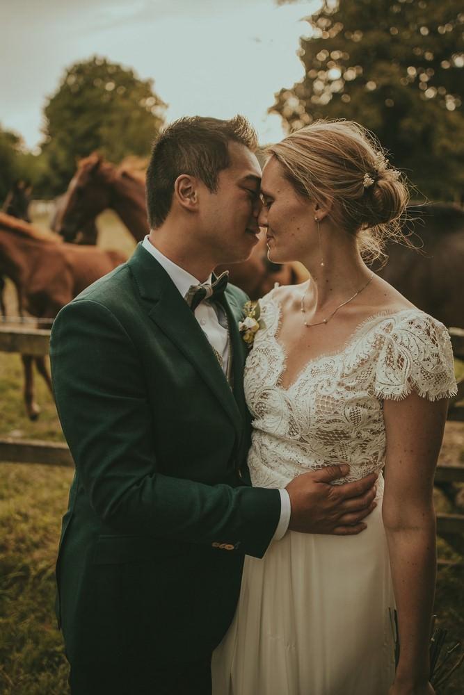 Photographe mariage bretagne 77