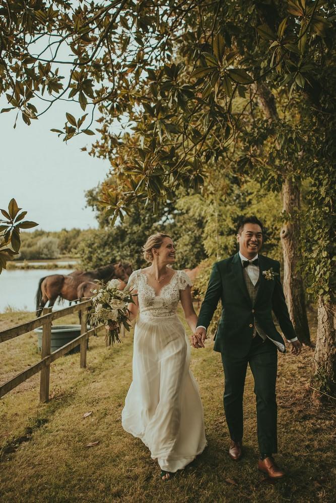 Photographe mariage bretagne 81