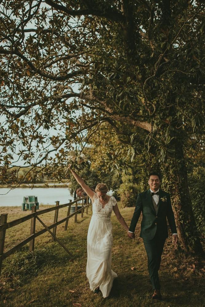 Photographe mariage bretagne 82