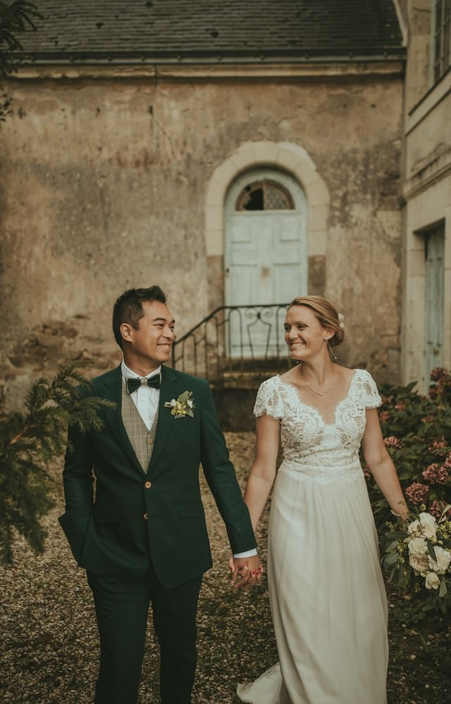Photographe mariage bretagne 85