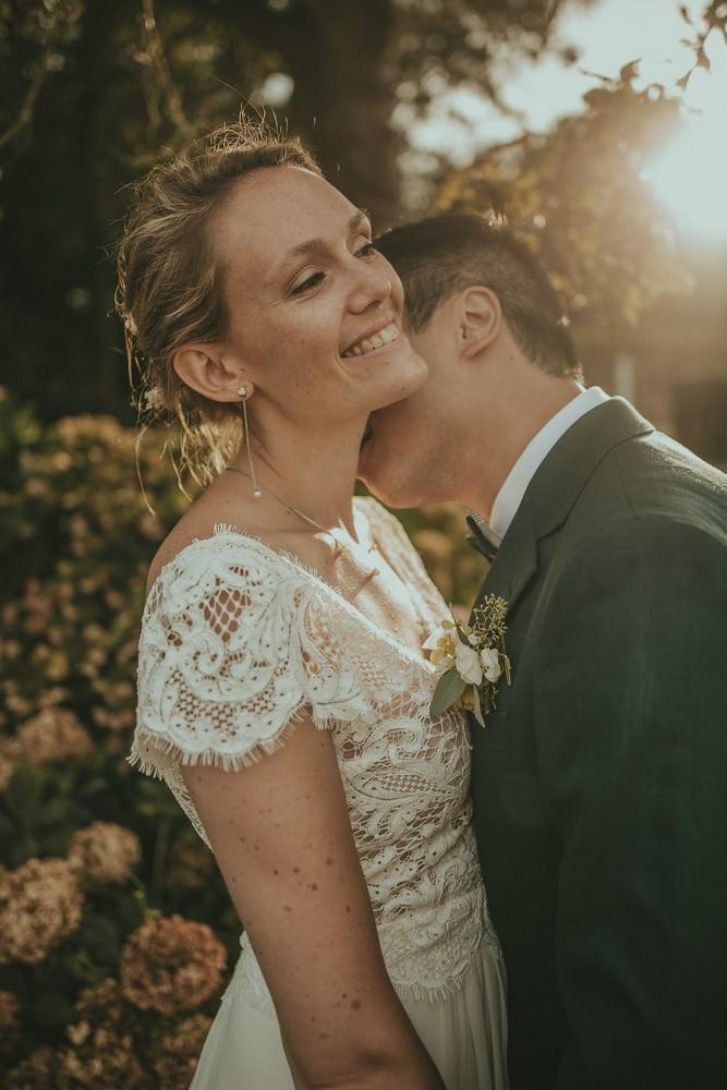 Photographe mariage bretagne 86