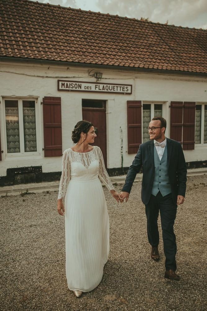 Photographe mariage calais 49