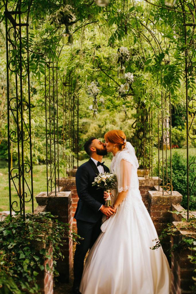 photographe mariage chateau de la louve blanche 63