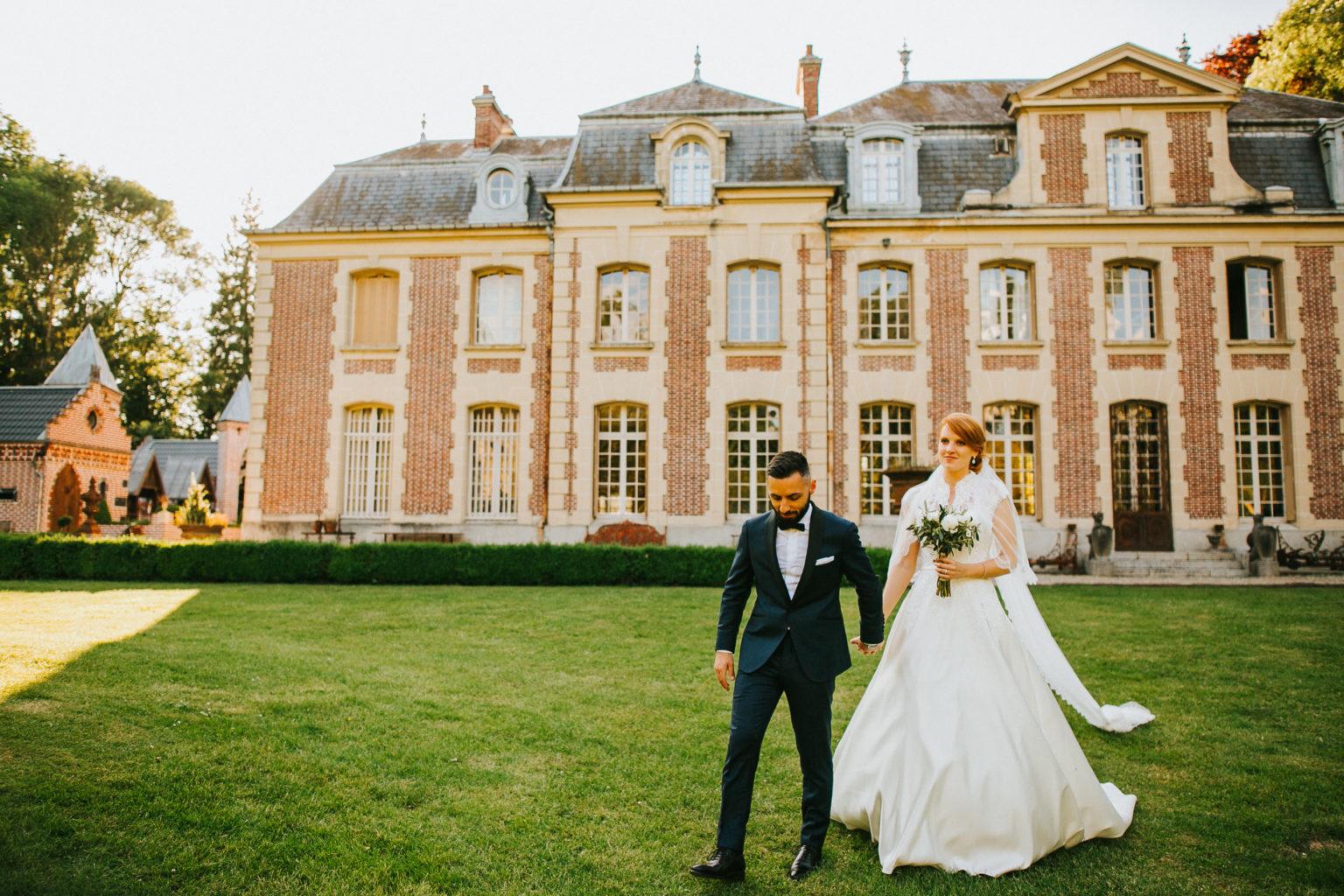 photographe mariage chateau de la louve blanche 69