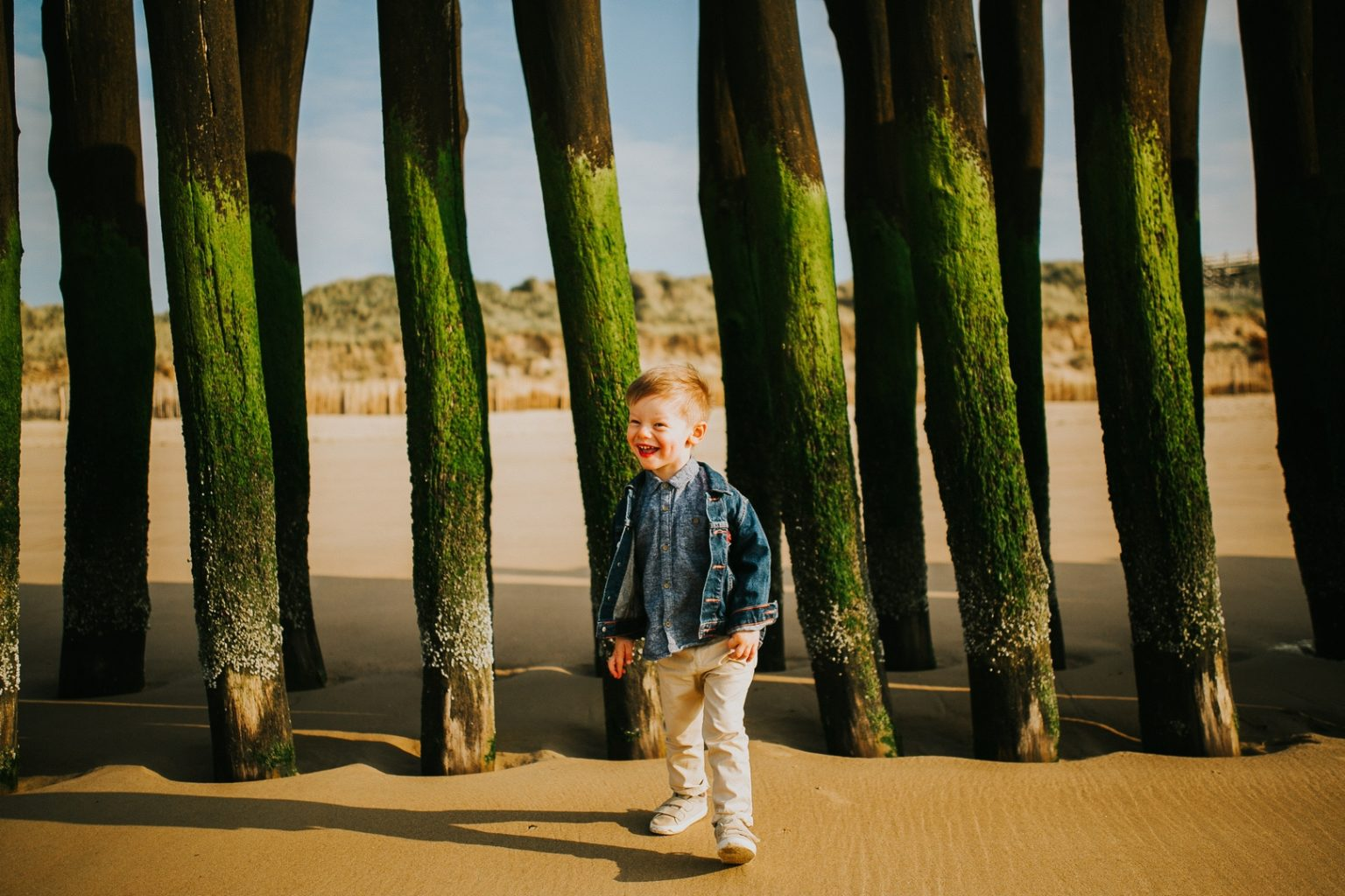 séance grossesse plage nord 15