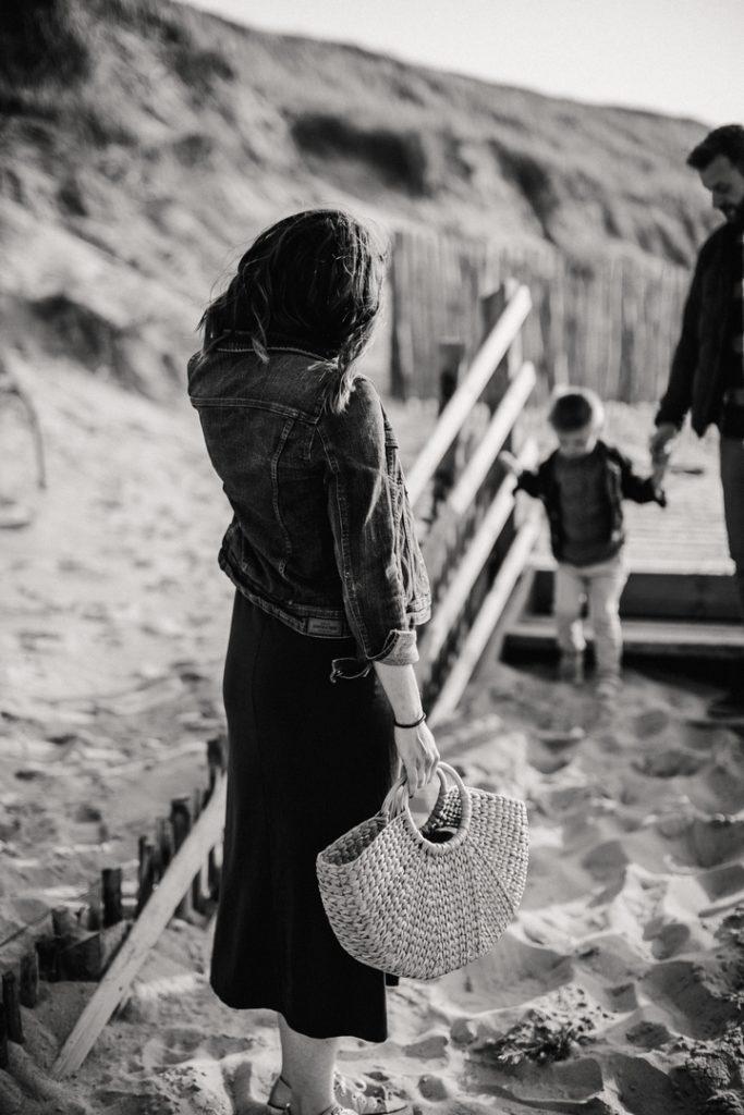 séance grossesse plage nord 28
