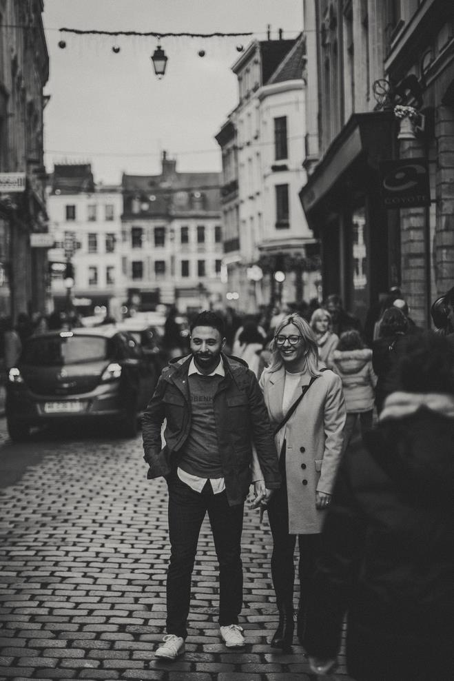 seance engagement couple a lille
